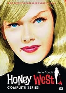 Honey West: The Complete Series (Fullscreen B&W)