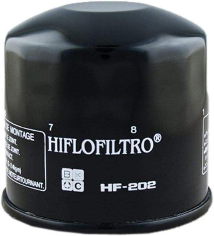 Premium Ölfilter Von Hiflo Typ Hf202 TÜv Süd Zertifiziert Auto