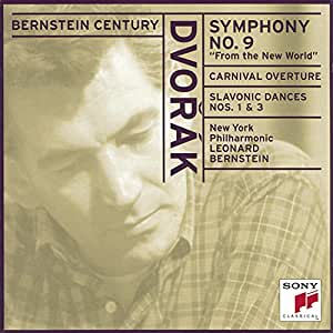 Dvorak: Symphony No. 9 - From the New World, Op. 95 / Carnival Overture / Slavonic Dances Nos. 1 & 3