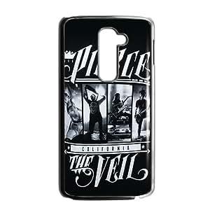 Pierce VEIL WBlack LG G2 case