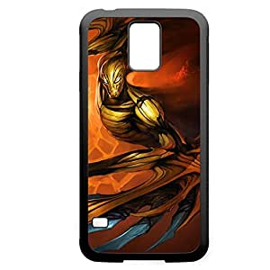 Nocturne-004 League of Legends LoL For Case Iphone 4/4S Cover - Hard Black