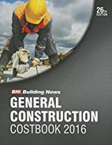 2016 Bni General Construction Costbook