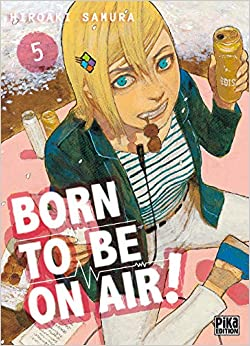 Hiroaki Samura - Born To Be On Air! T05