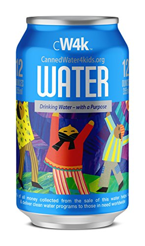 - CannedWater4Kids (CW4K) Canned Drinking Water