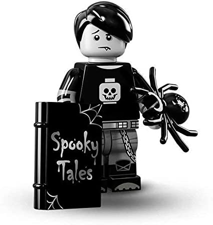LEGO MINIFIGURES SERIES 16 71013 Spooky Boy