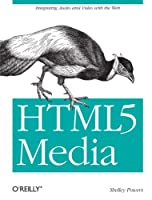 HTML5 Media Front Cover