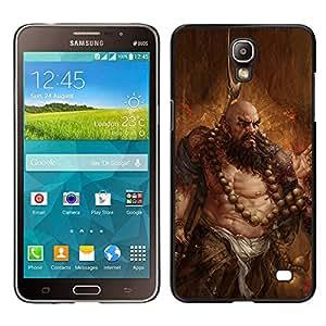 Stuss Case / Funda Carcasa protectora - ARTE BARBARIAN - Samsung Galaxy Mega 2