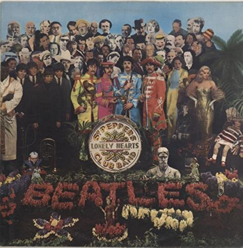 Sgt. Pepper's Lonely Hearts Club Band (Sgt Peppers Lonely Hearts Club Band Vinyl)