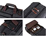 BAOSHA BC-08 3-in-1 Multifunction Men's Briefcase