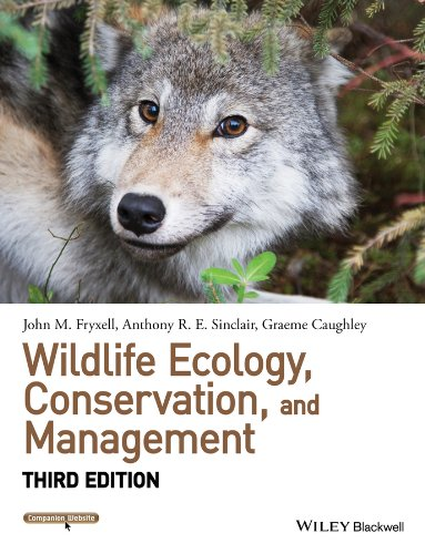 [Ebook] Wildlife Ecology, Conservation, and Management (Wiley Desktop Editions) T.X.T