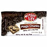 Enjoy Life Mega Chocolate Chunk Baking (12x10 OZ)