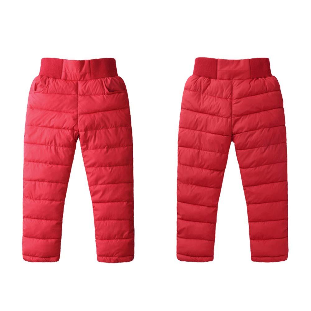 LOSORN ZPY Baby Boy Girl Winter Snow Bibs Kids Warm Thicken Skiing Snowpants LZ-TZ-854