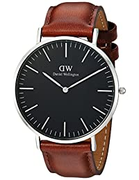 Daniel Wellington Classic Black St Mawes 40mm