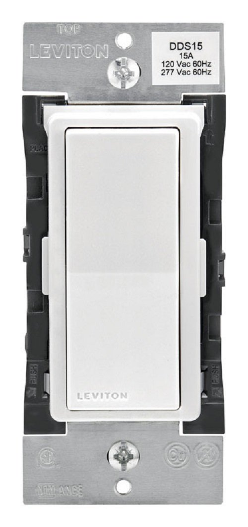 Leviton R00-DDS15-BDM Switch