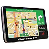 TeleType 740060 WorldNav7400 High Resolution Truck GPS