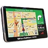 TeleType 740060 WorldNav7400 High Resolution Truck GPS