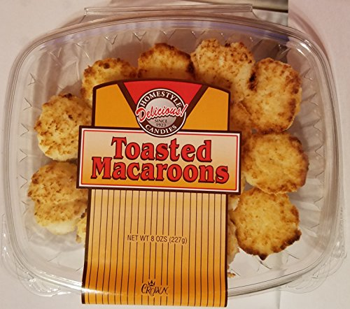 Toasted Macaroons 2 Pack (Toasted Coconut Macaroons)