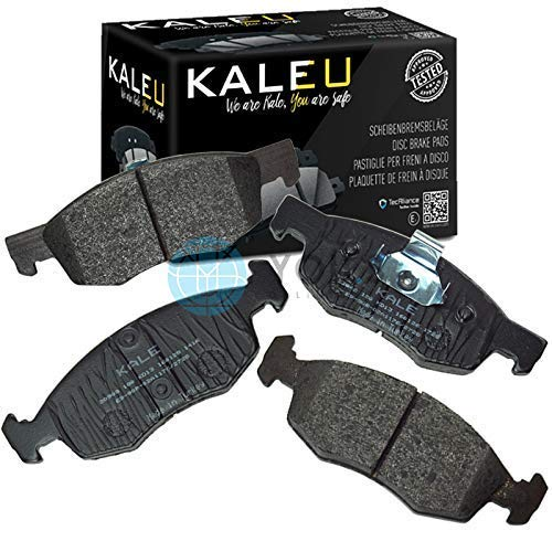 Kale 9948870 Front Axle Set of Brake Pads Brake Pads: