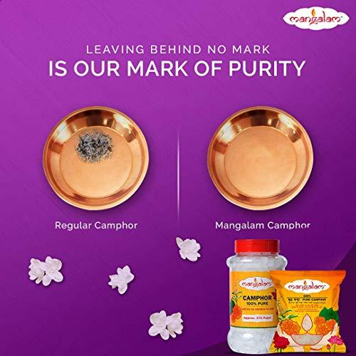 Mangalam Camphor Tablet Jar (Camphor Tablet Jar, 250 gm X Pack of 1)