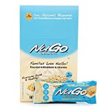 NuGo Family Natural Bars, Really Vanilla 15 ea (Pack of 1)