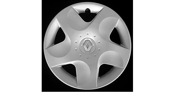 Juego de 4 tapacubos adaptables para coche, no originales.: Amazon.es: Coche y moto