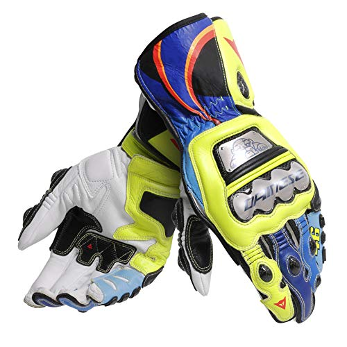 Dainese Full Metal 6 Replica Gloves (X-LARGE) (VR46)