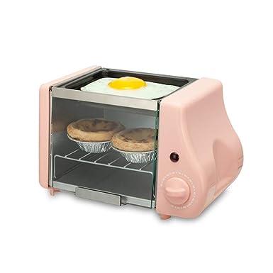 Amazon.com: WPQW Horno multifunción Mini Hogar Horno ...