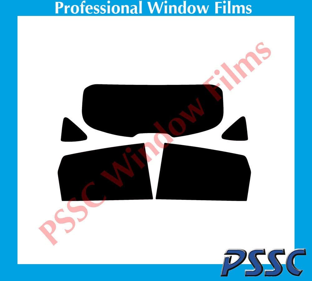 PSSC Pre Cut Front Car Window Films for Nissan NV200 2010 to 2016 05/% Very Dark Limo Tint