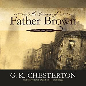 The Innocence of Father Brown Hörbuch