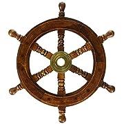 SAILORS SPECIAL 8760 Ship Wheel, 12