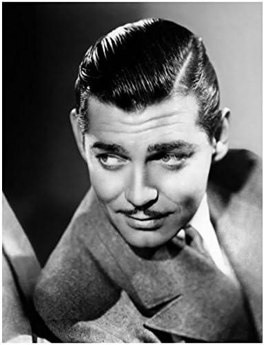 Handsome Young Clark Gable Headshot - 8x10 Photograph / Photo ...