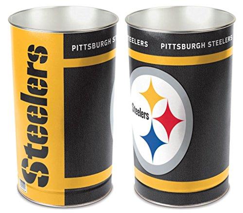 Pittsburgh Steelers Wastebasket