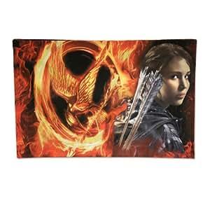 "The Hunger Games Movie Pillowcase ""Katniss"""