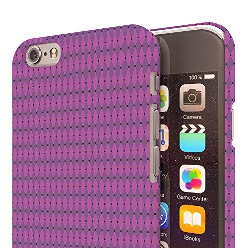 Koveru Back Cover Case for Apple iPhone 6 - Pink Pattern