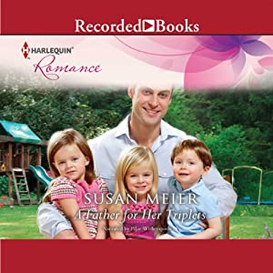 A Father for Her Triplets Audiobook