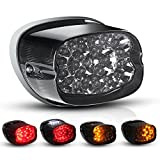 Motorcycle LED Tail Light Turn Signal for Harley...
