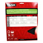 Task Tools PWD54400 9-Inch by 11-Inch...