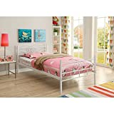 Coaster Home Furnishings 400153T Twin Bed, White