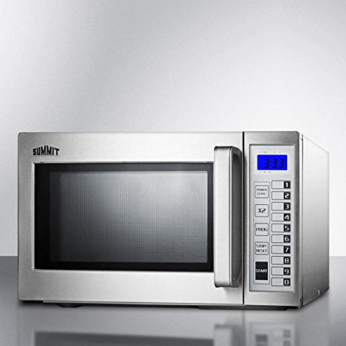 - Summit SCM1000SS Microwave, Stainless-Steel