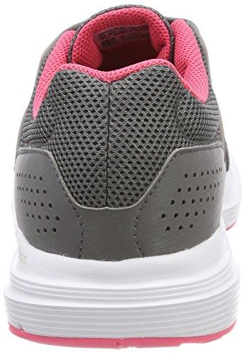 adidas Galaxy 4 W, Zapatillas de Running Para Mujer Gris (Gricua/Gricua/Rosrea 000)