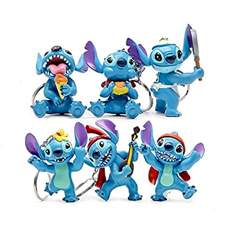 Llavero de Stitch: Amazon.es: Juguetes y juegos