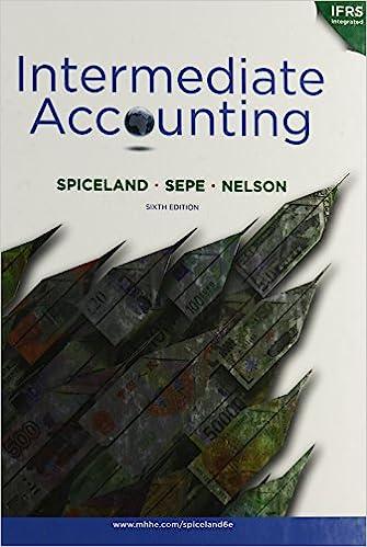 Amazon intermediate accounting 9780078110832 j david intermediate accounting 6th edition fandeluxe Images