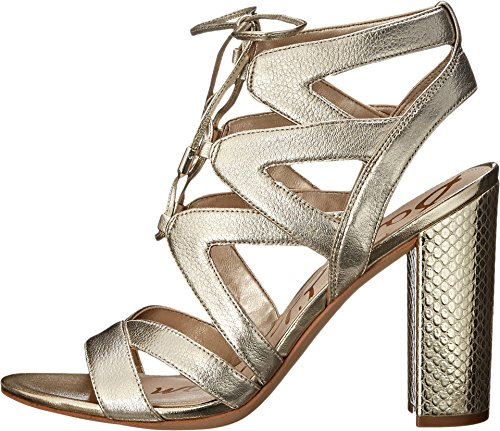 f1c4607239f7 Sam Edelman Women s Yardley Dress Sandal