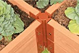 Frame It All Series 4-Way Joint Raised Garden