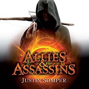 Allies and Assassins Audiobook
