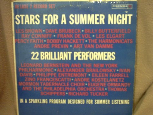 Assorted Artists Stars For A Summer Night 22 Brilliant
