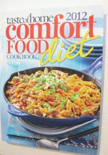 Taste of Home 2012 Comfort Food Diet Cookbook