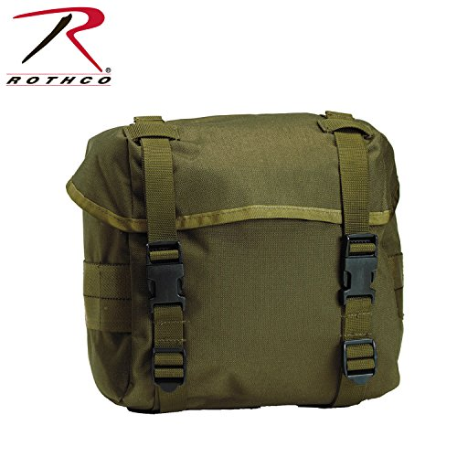 Rothco Enhanced Nylon Butt Pack, Olive Drab - Nylon Butt Pack