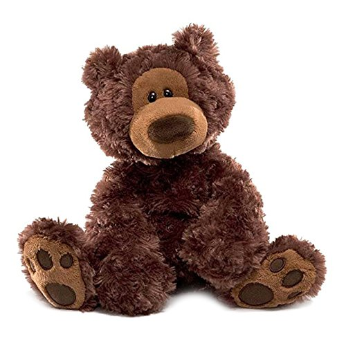 GUND Philbin Chocolate 12