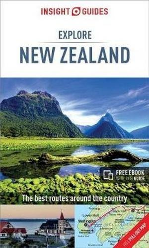 Insight Guides Explore New Zealand (Insight Explore Guides)